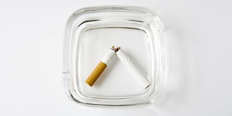Coping with smoker's lung (chronic bronchitis)