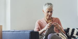 knitting health benefits