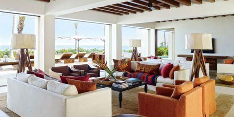 Room, Interior design, Brown, Wood, Property, Living room, Furniture, Floor, Couch, Real estate,