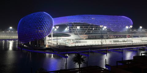 Architecture, Night, Reflection, Commercial building, Violet, Passenger ship, Electricity, Headquarters, Naval architecture, Metropolis,