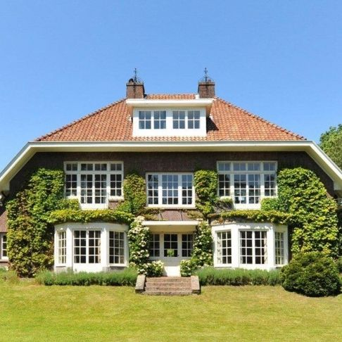 Window, Plant, House, Property, Home, Real estate, Roof, Residential area, Land lot, Building,