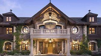 Architecture, Property, Real estate, Home, Photograph, Facade, House, Landmark, Door, Mansion,