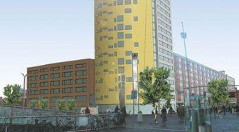 Architecture, Metropolitan area, Daytime, Urban area, Town, City, Facade, Tower block, Neighbourhood, Property,