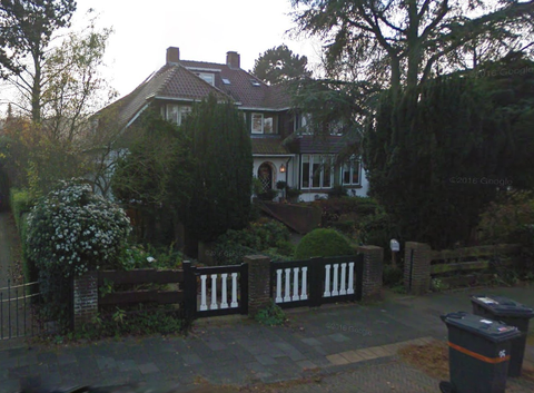 Plant, Property, Neighbourhood, House, Residential area, Tree, Shrub, Waste container, Building, Home,