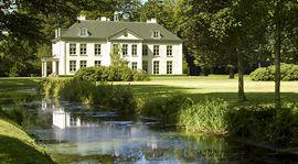 Property, Estate, Home, House, Natural landscape, Mansion, Manor house, Building, Real estate, Water,