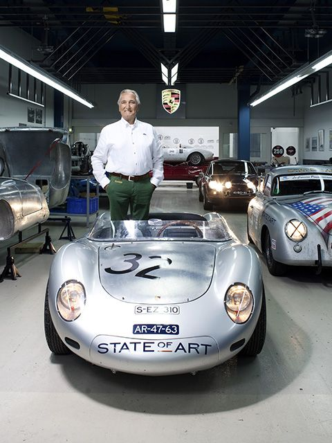 Land vehicle, Vehicle, Car, Coupé, Classic car, Sports car, Porsche 550, Porsche, Porsche 718, Race car,