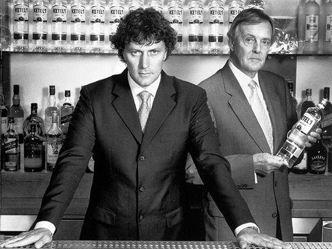 Bartender, Drink, Liqueur, White-collar worker, Distilled beverage,