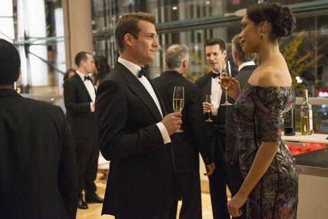 Event, Fashion, Suit, Fun, Dress, Formal wear, Tuxedo, Ceremony, White-collar worker,