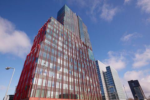 Skyscraper, Metropolitan area, Landmark, Tower block, Building, Architecture, Daytime, City, Urban area, Metropolis,