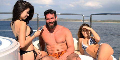 Bikini, Vacation, Fun, Undergarment, Summer, Muscle, Leg, Swimwear, Boating, Spring break,