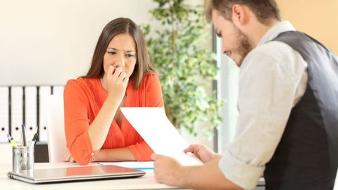 Job, Conversation, Learning, White-collar worker, Sitting, Employment, Business, Businessperson, Student, Recruiter,