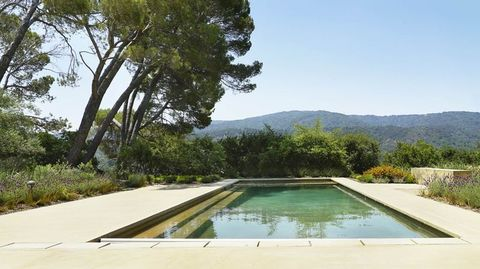 Swimming pool, Property, Natural landscape, House, Tree, Real estate, Estate, Architecture, Home, Vacation,