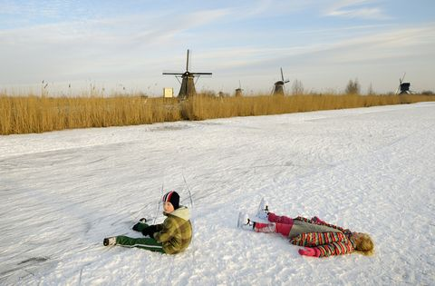 snow, winter, recreation, freezing, fun, winter sport, ice, vehicle,