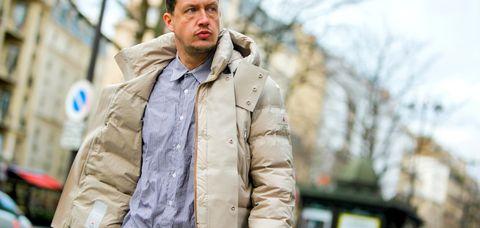 Jacket, Outerwear, Coat, Street fashion, Parka, Fur, Top,