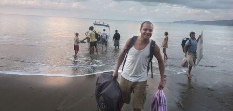 Fun, Mudflat, Tourism, Coast, Beach, Vacation, Adaptation, Sea, Travel, Ocean,