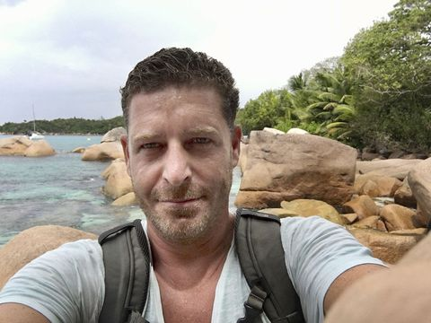 Selfie, Head, Vacation, Rock, Summer, Photography, Human, Sky, Muscle, Tourism,