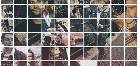 Hair, Human, Selfie, Photography, Adaptation, Collage, Long hair,