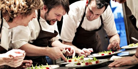 Cook, Chef, Food, Cooking, Eating, Meal, Culinary art, Cuisine, Service, Dish,
