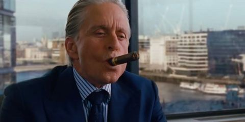 Nose, Tobacco products, Suit, Chin, Smoking, White-collar worker, Businessperson, Formal wear, Mouth, Cigarette,