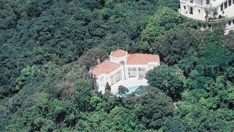 Vegetation, Property, House, Hill station, Tree, Estate, Building, Home, Real estate, Mansion,