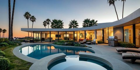 Property, Resort, Swimming pool, Building, Home, Real estate, House, Estate, Architecture, Mansion,