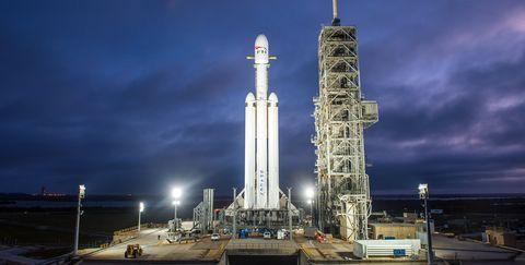 Landmark, Sky, Vehicle, space shuttle, Rocket, Industry, Spacecraft, Space, Tower, Aerospace engineering,