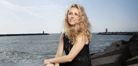 Hair, Photograph, Beauty, Blond, Hairstyle, Long hair, Fashion, Water, Sea, Photography,