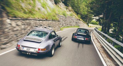 Land vehicle, Vehicle, Car, Regularity rally, Porsche 912, Coupé, Porsche 911 classic, Sports car, Classic car, Porsche,