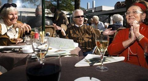 Restaurant, Meal, Event, Brunch, Lunch, Eating, Drink, Food, Conversation,