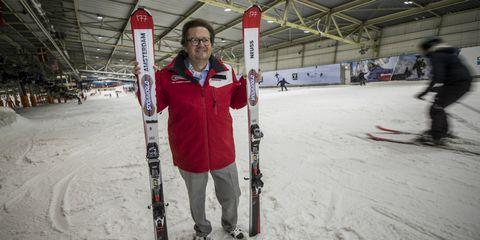 Snow, Ski, Ski Equipment, Ski pole, Winter, Sports equipment, Recreation, Winter sport, Nordic skiing, Telemark skiing,