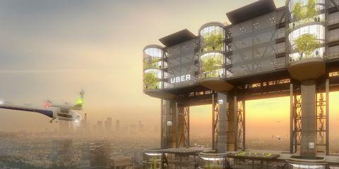 Architecture, Building, Metropolitan area, Sky, Real estate, Mixed-use, Urban design, Landscape, Facade, City,