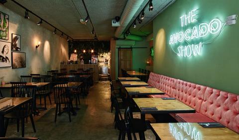 Restaurant, Building, Room, Café, Tavern, Cafeteria, Interior design, Diner, Business, Fast food restaurant,
