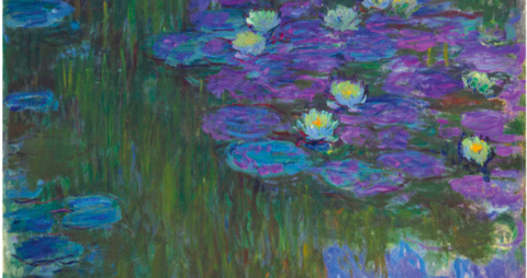 Painting, water lily, Pond, Flower, Aquatic plant, Acrylic paint, Watercourse, Watercolor paint, Water, Reflection,