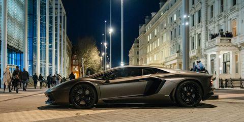 Land vehicle, Vehicle, Car, Supercar, Lamborghini aventador, Automotive design, Sports car, Lamborghini, Rim, Automotive exterior,