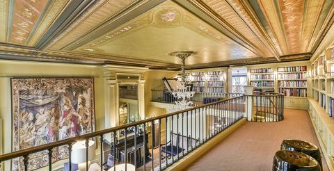 Ceiling, Property, Building, Room, Interior design, Real estate, Architecture, Lobby, Estate, Home,