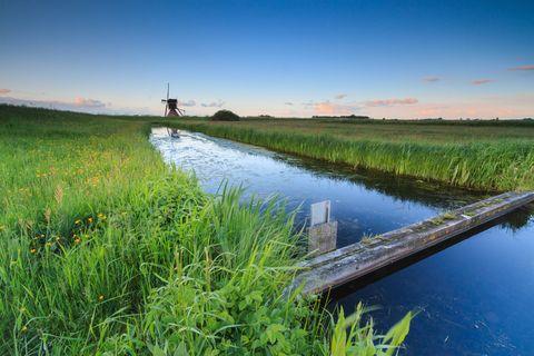 Natural landscape, Nature, Natural environment, Water resources, Water, Freshwater marsh, Fen, Waterway, Marsh, River,