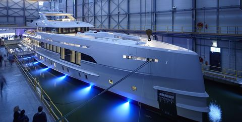 Water transportation, Naval architecture, Luxury yacht, Vehicle, Boat, Yacht, Transport, Mode of transport, Ferry, Motor ship,