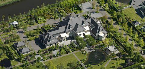 Residential area, Aerial photography, Bird's-eye view, Suburb, Urban design, Property, Human settlement, Neighbourhood, Estate, Landscape,