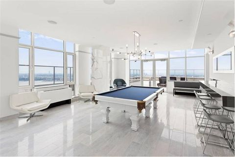Furniture, Room, Property, Interior design, Table, Floor, Building, Ceiling, Living room, Pool,