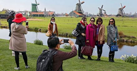 Nature, Tourism, Photograph, Community, Landmark, Land lot, Rural area, Luggage and bags, Travel, Windmill,