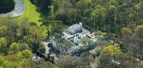 Qheli Rolly Van Rappard Bouwt Kapitale Villa Aerdenhout Op De As