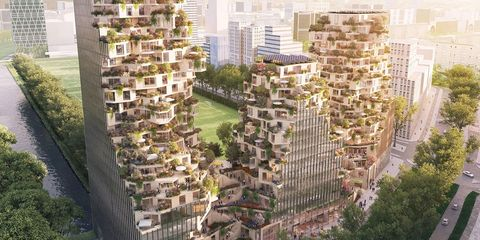 Residential area, Metropolitan area, Urban area, Tower block, Urban design, Building, Human settlement, Mixed-use, Condominium, City,
