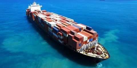 Vehicle, Container ship, Water transportation, Boat, Ship, Transport, Freight transport, Cargo ship, Watercraft, Naval architecture,