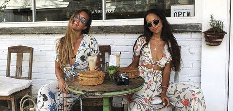Eyewear, Sunglasses, Glasses, Vacation, Long hair, Tourism,