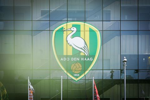 Logo, Stadium, Sport venue, Graphics, Banner, Bird, Emblem, Brand, Signage, Symbol,