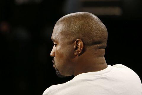 Hair, Face, Head, Buzz cut, Chin, Forehead, Nose, Cheek, Hairstyle, Human,
