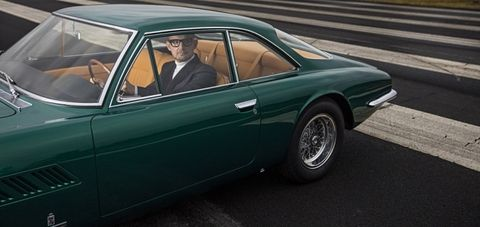 Land vehicle, Vehicle, Car, Classic car, Coupé, Sedan, Sports car, Performance car, Hardtop,