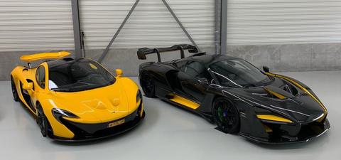 Land vehicle, Vehicle, Car, Supercar, Sports car, Automotive design, Mclaren automotive, Yellow, Mclaren p1, Performance car,