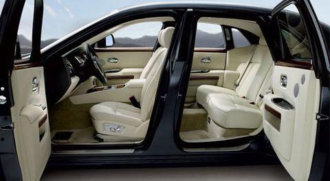 Motor vehicle, Vehicle, Vehicle door, Automotive design, Car, Automotive exterior, Car seat, Automotive mirror, Luxury vehicle, Full-size car,