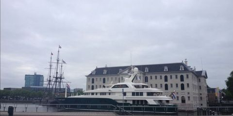 Water transportation, Motor ship, Vehicle, Boat, Luxury yacht, Yacht, Ship, Ferry, Transport, Watercraft,